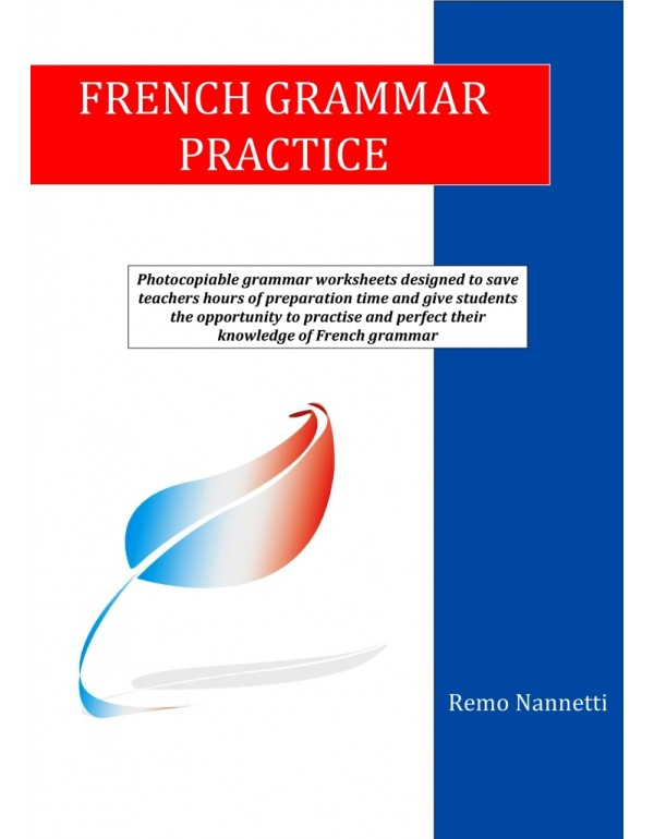 FRENCH GRAMMAR PRACTICE A4