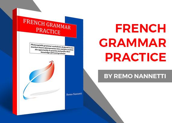 french grammar vocabulary practice exercises. Black Bedroom Furniture Sets. Home Design Ideas